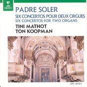 Soler : 6 Concertos for 2 Organs Songs