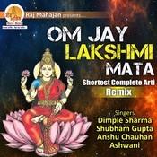 Om Jay Lakshmi Mata Songs