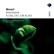 Mozart : Divertimenti K136, K137, K138 & K251 (-  Apex) Songs