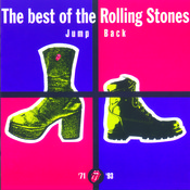 Jump Back - The Best Of The Rolling Stones, '71 - '93 Songs
