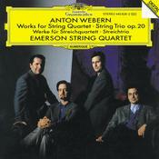 Webern: Works for String Quartet; String Trio Op.20 Songs