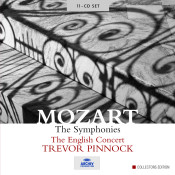 Mozart The Symphonies Songs