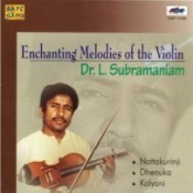 Dr L Subramaniam Violin Songs