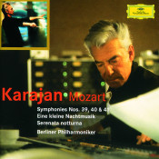 Mozart Symphonies Nos 39 40 Songs