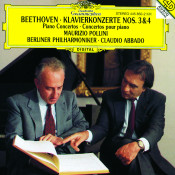 Beethoven The Piano Concertos Songs