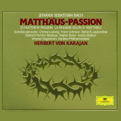 Bach St Matthew Passion Arias Songs