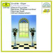 Dvorak Elgar Cello Concertos Songs