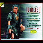 Mozart Idomeneo Re Di Creta K 366 Songs