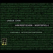 Chin: Double Concerto; Akrostichon; XI; Fantaisie mécanique Songs