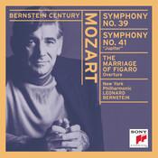 Mozart: Symphonies Nos. 39, 41, & Le nozze di Figaro Overture Songs