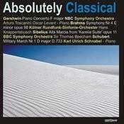 Gershwin: Piano Concerto in F Major/Brahms: Symphony No.4 in E Minor, Et Al. Songs
