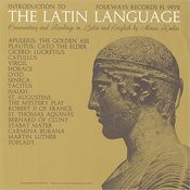 The Latin Language: Commentary And Readings In Latin And English By Professor Moses Hadas Songs