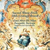 Sacred Music From 18th Century Brazil Songs