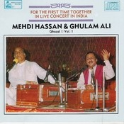 Ghazal - For The First Time Together - Vol - 1 Songs