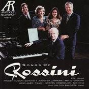 Songs of Rossini Songs