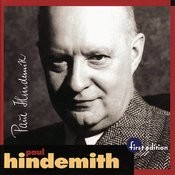 Hindemith: Kammermusik No. 2 Op. 36 No. 1, Concert Music For Viola And Large Chamber Orchestra Op. 48, Concerto For Piano And Or Songs