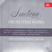 Smetana: Orchestral Works Songs