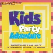 Kids Party Adventure Songs