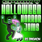 Spooky Halloween Horror Jams Songs