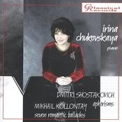 Irina Chukovskaya, Piano Songs