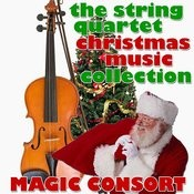 The String Quartet Christmas Music Collection Songs