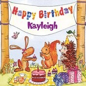 Happy Birthday Kayleigh Songs