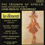 The Triumph Of Apollo Songs