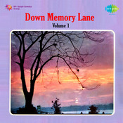 Down Memory Lane Vol 1 Songs