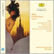 Ravel: Orchestral Works Vol.1 Songs