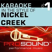 This Side (Karaoke Instrumental Track)[In The Style Of Nickel Creek] Song