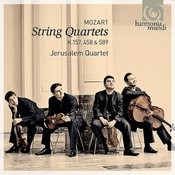Mozart: String Quartets Songs