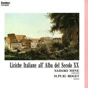 Liriche Italiane All'alba Del Secolo XX I Songs