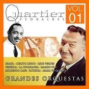Quartier Pedralbes. Grandes Orquestas. Vol.1 Songs
