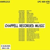 Chappell's Library: Lpc469-478 Songs