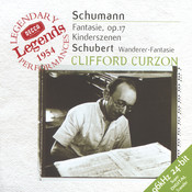 Schubert: Wanderer-Fantaisie / Schumann: Fantasie in C; Kinderszenen Songs