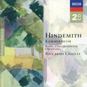 Hindemith: Kammermusik No.4, Op.36 No.3, for Violin and Chamber Orchestra - 2. Sehr lebhaft Song