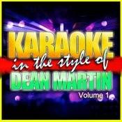 Karaoke - Dean Martin Vol. 1 Songs