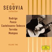 Moreno Torroba / Mompou / Castelnuovo-Tedesca / Ponce / Esplá / Rodrigo: Solo guitar pieces Songs