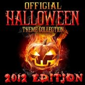 Official Halloween Theme Collection - 2012 Edition Songs
