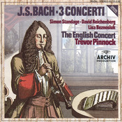 Bach, J.S.: Concertos for Solo Instruments BWV 1044, 1055 & 1060 Songs