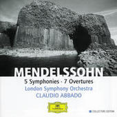 Mendelssohn: Symphony No. 4 In A Major, Op. 90, MWV N 16 -