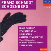 Schmidt: Symphony No.4 / Schoenberg: Chamber Symphony Songs