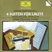 Bach, J.S.: Suites for Lute Songs