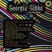 The Very Best: Georgia Gibbs Vol. 2 Songs
