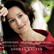 Beethoven/Brahms/Schumann: Piano Works Songs