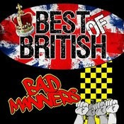 Best Of British: Bad Manners Songs