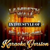 Lambeth Walk (In The Style Of Me & My Girl) [Karaoke Version] - Single Songs