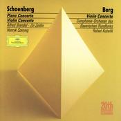 Schoenberg: Piano Concerto / Berg: Violin Concerto Songs