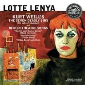 Lotte Lenya Sings Kurt Weill Songs