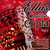 Ellas Cantan Copla, Vol. 4 Songs
